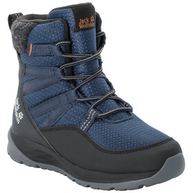 Jack Wolfskin Polar Bear Texapore Hohe Winterschuhe Kinder blue/black